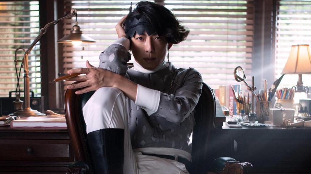 Thus Spoke Kishibe Rohan TV Drama Reveals New Key Visual